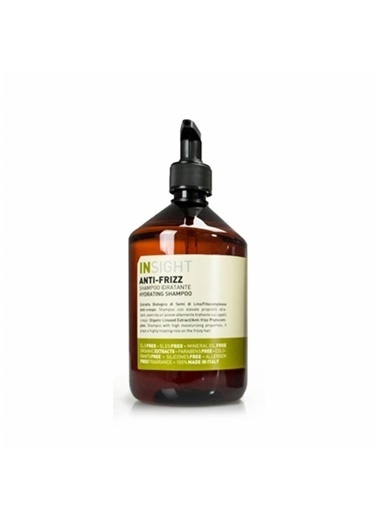 Insight Anti Frizz Kabaran Saç Nemlendirici şampuan 400 ml Renksiz